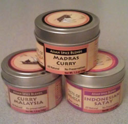 Indian Spices - Madras Curry