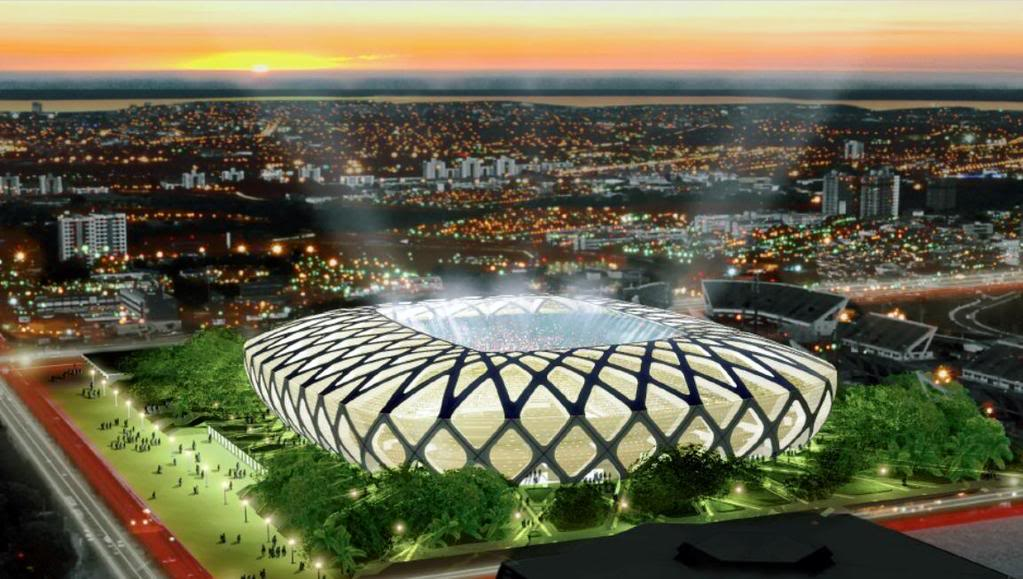 Manaus Football Stadium