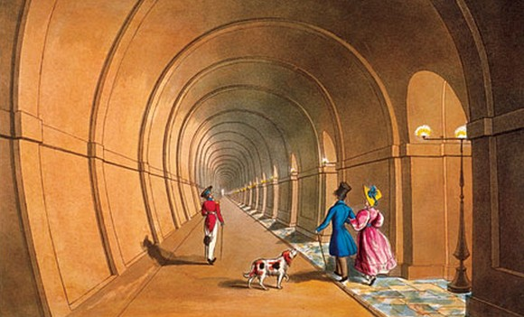 Brunel's Thames Tunnel